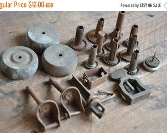 40% OFF SALE Lot of found items - Parts E2138