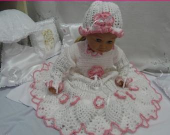 15.Crochet Kit baptism