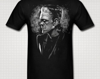 Frankenstein's Monster T shirt