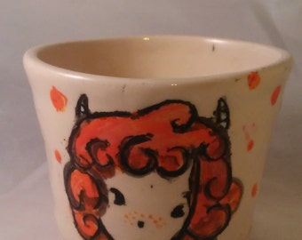 Anime Style Cups- Price Reduced.