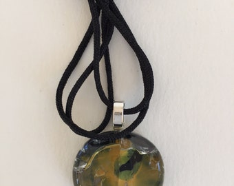Fractured Glass pendant