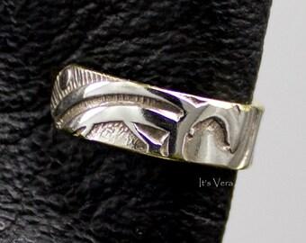 Original ear cuff, ear wrap, simple jewelry gifts, handmade earcuff, women, silver earcuff, small earrings, tiny earcuff, friends gifts