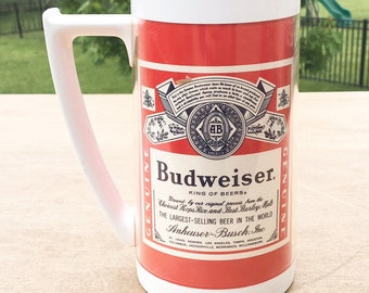 Retro ThermoServ Budweiser US Ski Team Mug