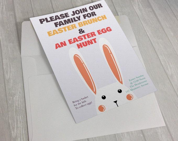 Easter Invitation