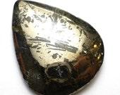 Pallasite Meteorite Cabochon Morocco Africa Discovered 2011 Rare Stuff Outer Space Meteoroid Masculine Metal Magnetized Rare Oddity Unique