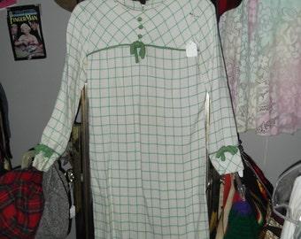 1960s Wool Dress-sz petite