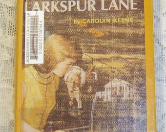 Nancy Drew Mystery Stories #10 Password to Larkspur Lane by Carolyn Keene copyright 1980 116