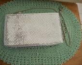 Silver Chainmail Handbag or Purse