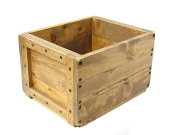Wooden Box, Wood Crate, Dog Toy Box, Cat Toy Box, Wedding Card Box, Wooden Keepsake Box, Memory Box, Hope Chest, Custom Engraving Available