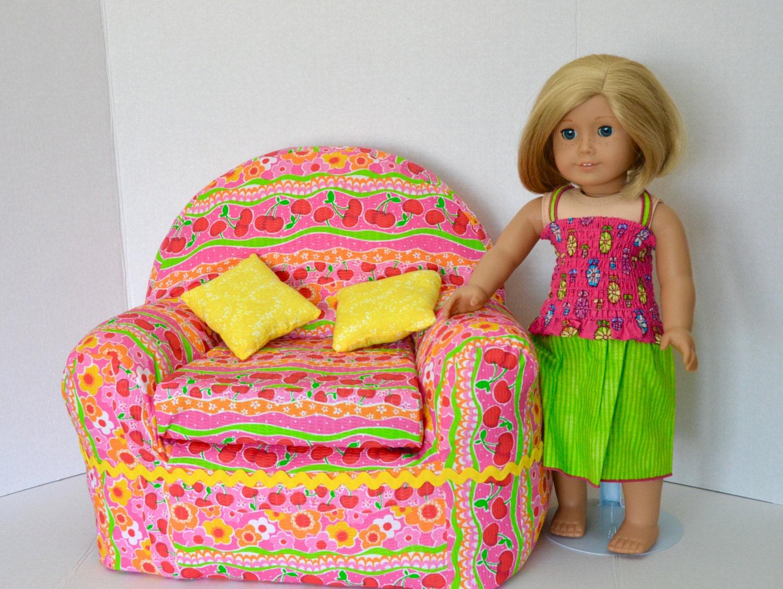 American Girl Doll Furniture Living Room By Julieandmedolledup