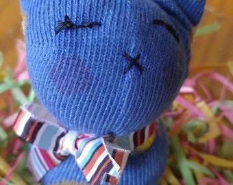 Mickey the sock bunny