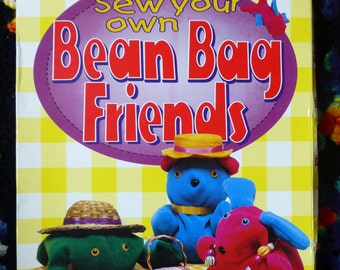 Bean Bag Friends Boxed Craft Kit **