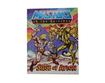 He-Man and the Masters of the Universe Mini Comic