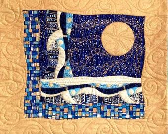 Modern Quilt Art Byzantine