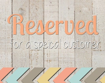 Reserved for Elexis