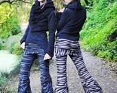 SALE gypsy pixie Zebra Pant