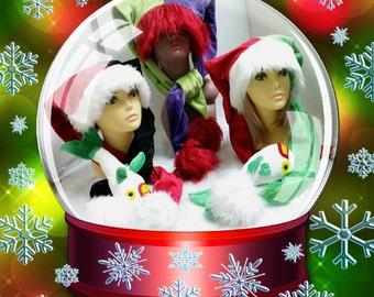 Custom Holiday Jester Hat