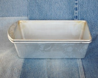 Set of 2 Mirro Bread Loaf Pans Full Size Loaf Pans MIRRO Model M-5010-22 Loaf Pans Older Mark MIRRO Loaf Pans