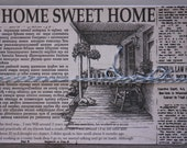 Housewarming Card, New Home Congrats, New House Congrats, Home Sweet Home Card