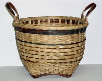 Digital Download, Instructions to Weave the Cathead Catch All Basket, Pattern