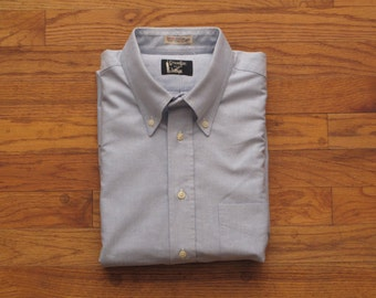 mens vintage Gitman Brothers oxford shirt