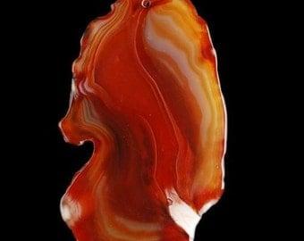 Agate Freeform Slice