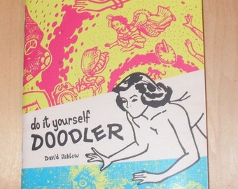 """The """"do it yourself Doodler"""" BOOK"""