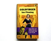 James Bond - Goldfinger - 1961 2nd Edition Paperback
