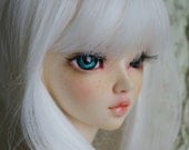 BJD eyes Doll eyes Hand made available in 12141618202224mm Mistletoe made to order
