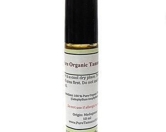 Pure Tamanu Oil - 10 ml Roll On and 2oz/4oz/8oz