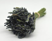 Dried French Lavender bundle 6-8 inch tall