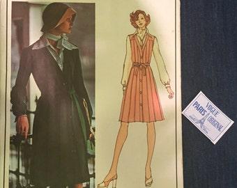 Vintage Vogue Paris original pattern 2937 by Jean Patou