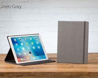 The Contega Thin iPad Pro 12.9 Case - Linen Gray | iPad Pro Case, iPad Case, iPad Cover