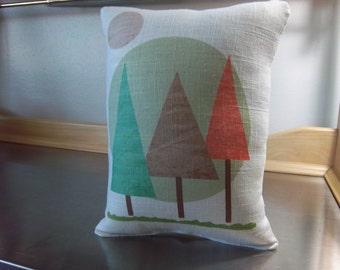 woodland nursery pillow woodland throw pillow woodland cushion Scandinavian pillow Scandinavian throw pillow Scandinavian cushion baby gift