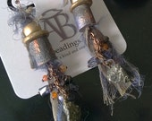 EAR-centric: assorted gemstone earrings for your pleasure
