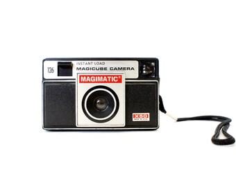 Vintage Magimatic 50x Camera