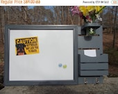 INVENTORY SALE IN Stock***Magnetic dryerase center/Message Board/ Kitchen Decor/Family Message Center
