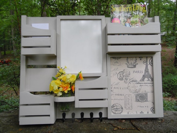 Message Boardkitchen Organizermail By Southernwoodsstyle