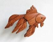 Would like Wood fist ornament
