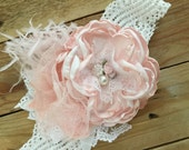 The petite rose headband by cozette couture