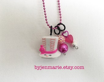 Shopkin Charm Necklace Toni Topper Season 3
