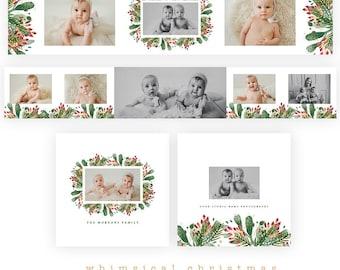 Whimsical Christmas 3x3 Accordion vol2