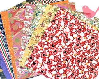 Origami paper 15 pieces- 3