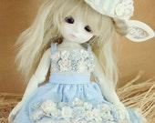 Yosd  Long Flowers dress