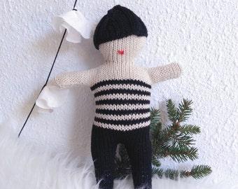 Little parisian doll