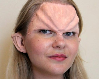 Romulan Brow (with or without ears)