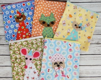 Whimsy Pouches #1