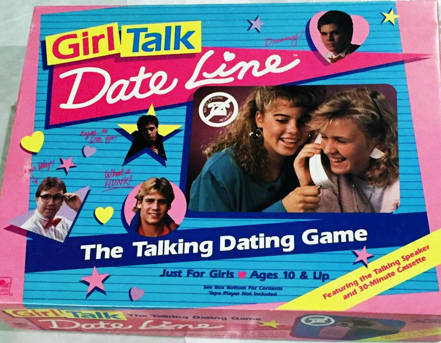 Talking to girl who is dating