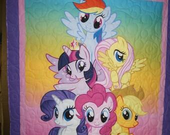 Pretty Pony Quilt