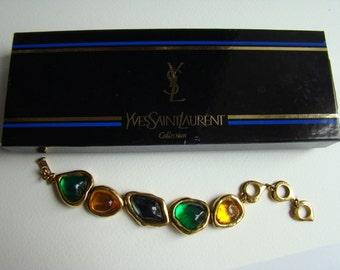 YSL Yves Saint Laurent Murano Bracelet